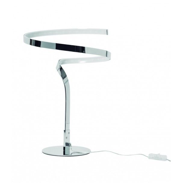 lampe a poser led design spiro 5 Nouveau Lampe Chevet Led Sjd8