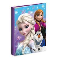 La Reine Des Neiges - Classeur A4 Frozen Snow 34 Cm