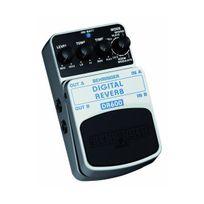 Behringer - Digital Reverb / Dr600 Pédale d'effet reverb numérique Import Royaume Uni