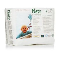 Nature Babycare - Naty Culottes d'apprentissage Maxi+ - 22 pcs - T4