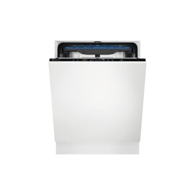 Electrolux Ees48200l- Lave Vaisselle Encastrable - 14 Couverts - 46 Db - A++ - Moteur Inverter - Blanc