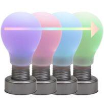 Maison Futée - Ampoule décorative à LED multicolore
