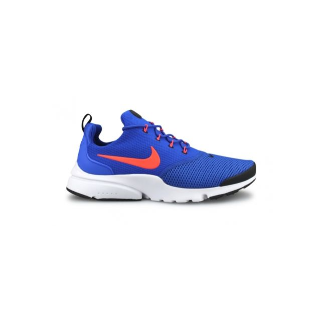 regarder 93da1 7a227 Nike - Basket Presto Fly Bleu 908019-405 - pas cher Achat ...