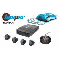 BEEPER - Radar de recul 4 capteurs RE002A/4