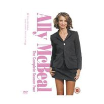 20th Century Fox - Ally Mcbeal - The Complete Season 4 M-lock Packaging - Import Zone 2 Uk anglais uniquement Import anglais