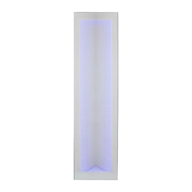 Karedesign Miroir Tube 180x55cm Led bleu Kare Design