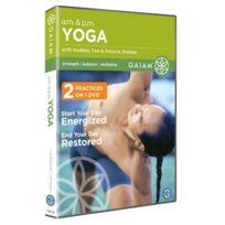 Clearvision - Gaiam : Yoga Le Matin & Yoga L'APRÈS-MIDI - Dvd - Edition simple