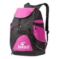 Jaked - Sac à dos de natation Atlantis Xl Backpack noir rose