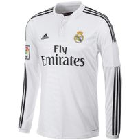 Adidas - Performance-Maillot Real Madrid Manches longues H Jsy Ls Blanc F49660