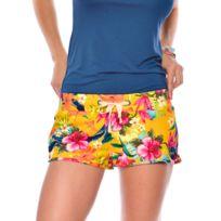 a5fdfb6006 Banana Moon - Short de plage Pomtropisun Torquay Turquoise - pas ...