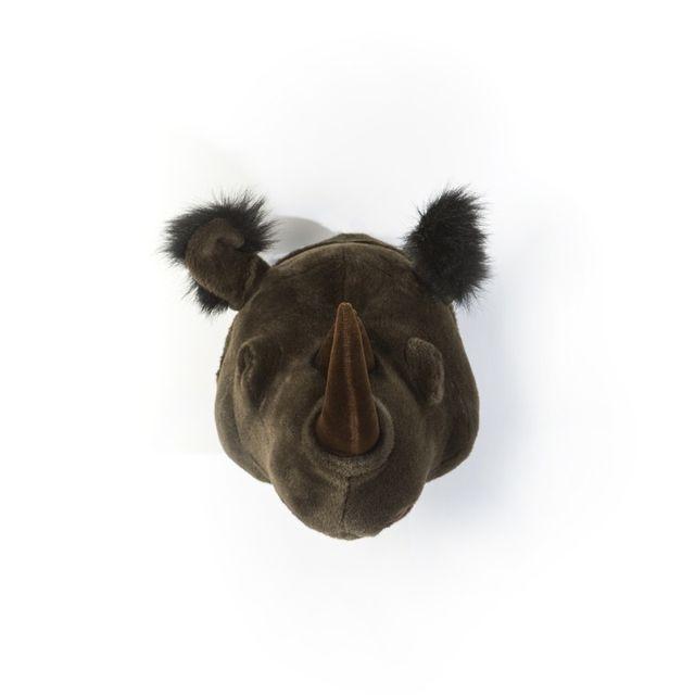 Bibib & Co - Tête de Rhinocéros
