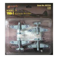 Merit - Maquette Avions Militaires : Tbd-1 Devastator