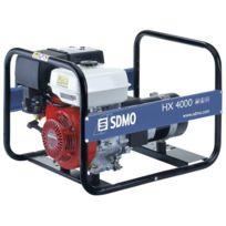 Sdmo - Groupe Electrogene Hx 4000