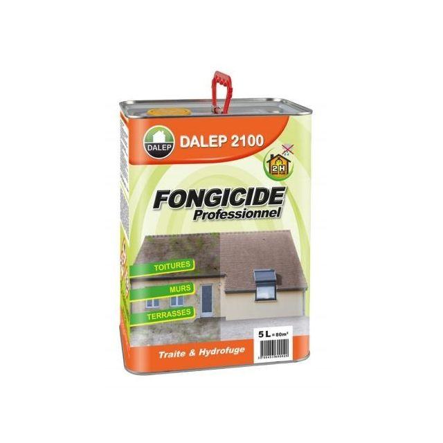 dalep fongicide professionnel concentr 2100 bidon de 5 litres 121005 pas cher achat. Black Bedroom Furniture Sets. Home Design Ideas
