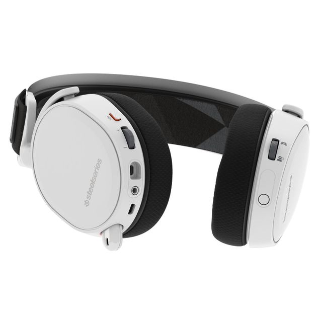 STEELSERIES Arctis 7 Blanc Casque audio de gaming sans fil 7.1