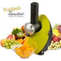 Kitchen Chef - sorbetière à glaces naturelles 150w vert - fdm1301g