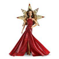 Mattel - Barbie - Poupée Barbie Noël 2017 Teresa