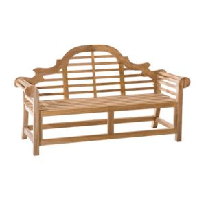 banc de jardin en teck massif gardena pas cher achat vente banc de jardin rueducommerce. Black Bedroom Furniture Sets. Home Design Ideas