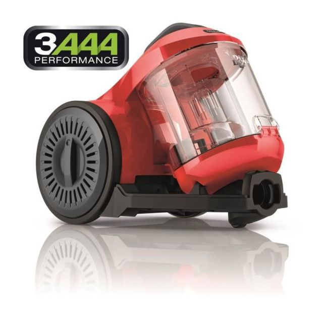 dirt devil aspirateur sans sac a technologie cyclonique dir achat aspirateur sans sac silencieux. Black Bedroom Furniture Sets. Home Design Ideas