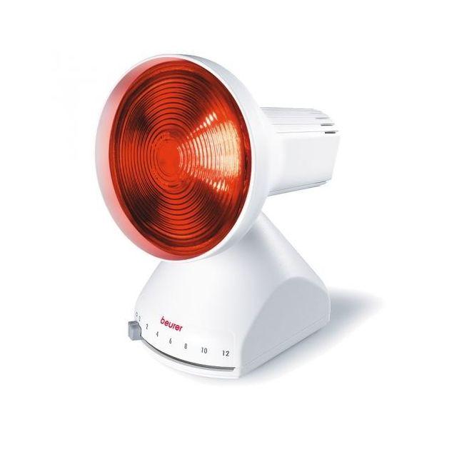 beurer lampe infrarouge il 30 blanc pas cher achat vente lampe luminoth rapie. Black Bedroom Furniture Sets. Home Design Ideas