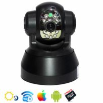 SecuriteGOODdeal - Camera Ip plug and play, Wifi, motorisee à Qr code