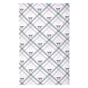 linnea drap plat 280x310 cm 100 coton jubile blanc 310cm x 280cm pas cher achat vente. Black Bedroom Furniture Sets. Home Design Ideas
