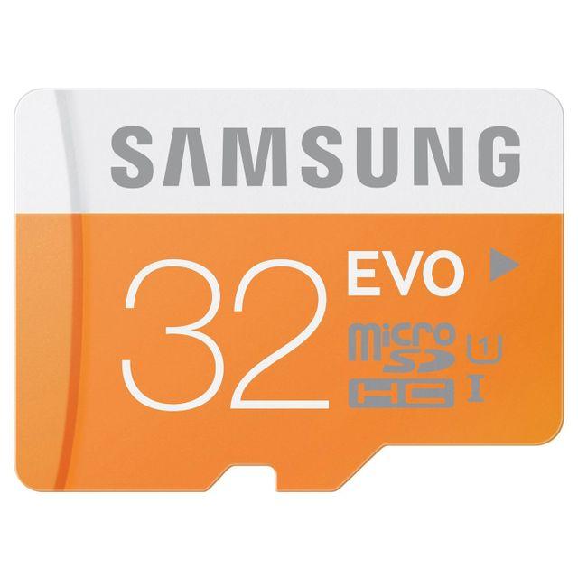 Samsung - EVO - 32 Go