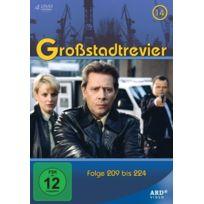 Euro Video - GroßSTADTREVIER - Box 14/FOLGE 209-224 4 Dvds, IMPORT Allemand, IMPORT Coffret De 4 Dvd - Edition simple