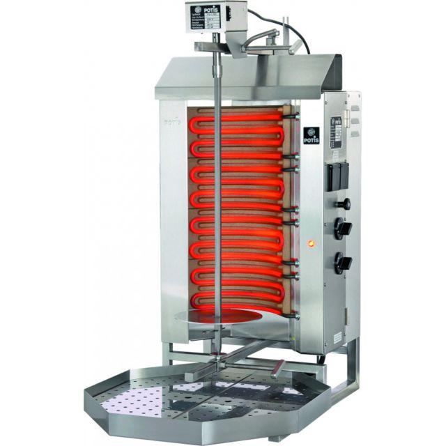 Materiel Chr Pro Döner Kebab Professionnel Electrique 30 à 50 Kg - Stalgast - 50 kg