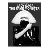 Hal Leonard - Lady Gaga - The Fame Monster - Piano Voix guitare