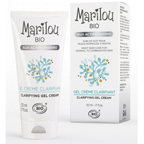 Marilou Bio - Gel crème Clarifiant de nuit bio 50 ml