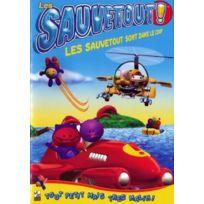Kappa Editions - Les Sauvetout! - Les Sauvetout Sontdans Le Coup - Dvd - Edition simple