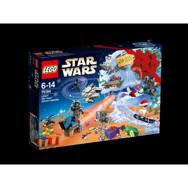 Lego Calendrier.Calendrier De L Avent Star Wars 75184
