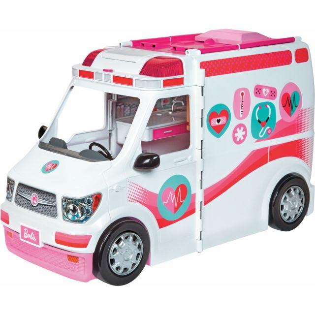 check out lowest discount official Véhicule médical de Barbie