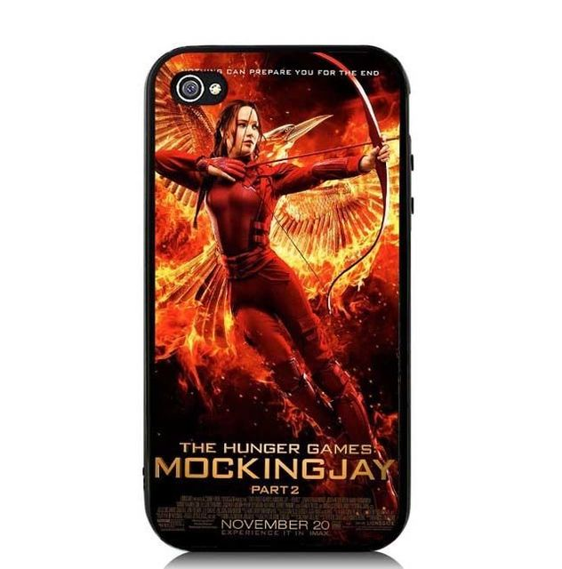 coque iphone 4 hunger games