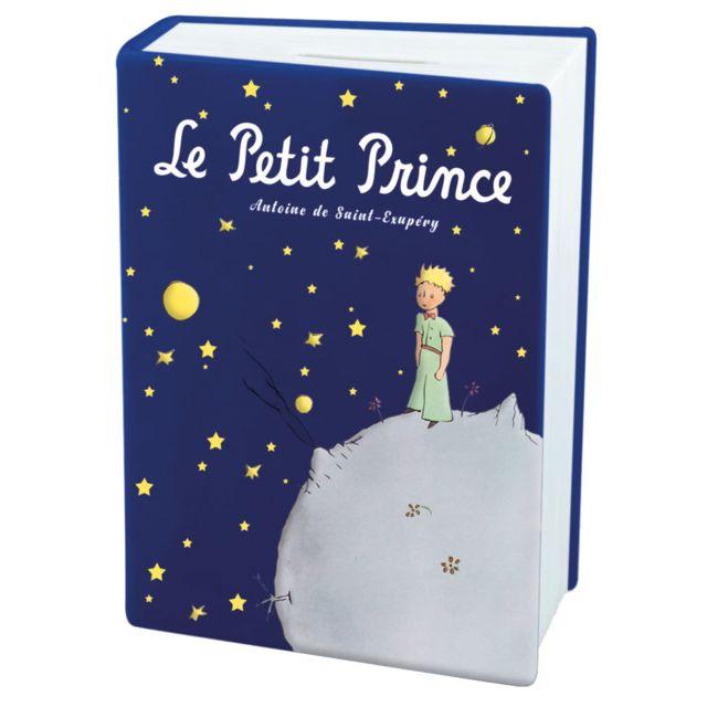 Le Petit Prince Tirelire Bleu Nuit Petit Prince en céramique