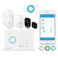 Dobermann - Alarme sans fil pour appartement - version Gsm