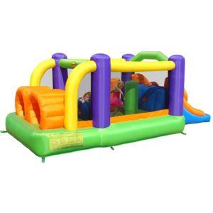 Alinéa   Happy Hop Aire De Jeux Gonflable Pour Enfant : La Course  Du0027obstacles