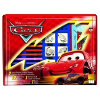 Multiprint - Disney Cars 4823 - Set De Tamponnage IllustrÉS Cars De Disney Pixar