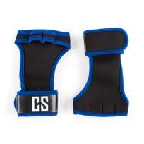 Capital Sports - Palm Pro Gants haltérophilie musculation taille S - noir/bleu