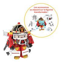 ROBOCAR POLI - Véhicule transformable Roy - Astonaute - 83313