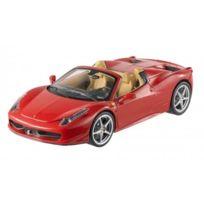 Hot Wheels - Hotwheels - Wbcj89 - Ferrai - 458 Spider - Rouge