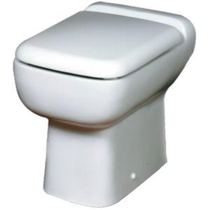pulsosanit wc c ramique rectangulaire avec broyeur incorpor luxe 50 pas cher achat. Black Bedroom Furniture Sets. Home Design Ideas