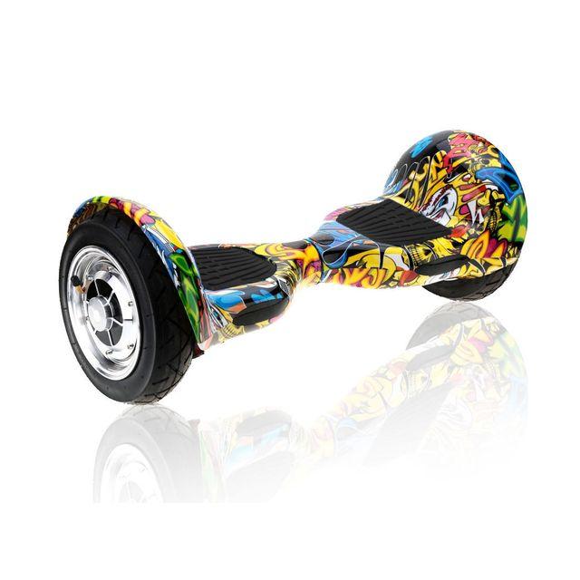 destockage urban glide hoverboard 10 39 39 urbanglide 100 multicolor gy33809 pas cher achat. Black Bedroom Furniture Sets. Home Design Ideas