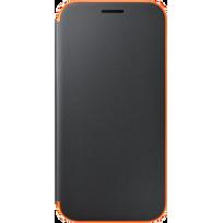 Samsung - Neon Flip Cover Galaxy A3 2017 - Noir