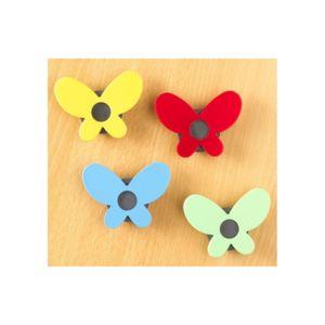 Astuceo 4 poids pour nappe papillon pas cher achat vente porte serviette de table - Poids pour nappe ...