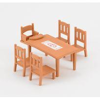 SYLVANIAN FAMILIES - Table de repas - 2933