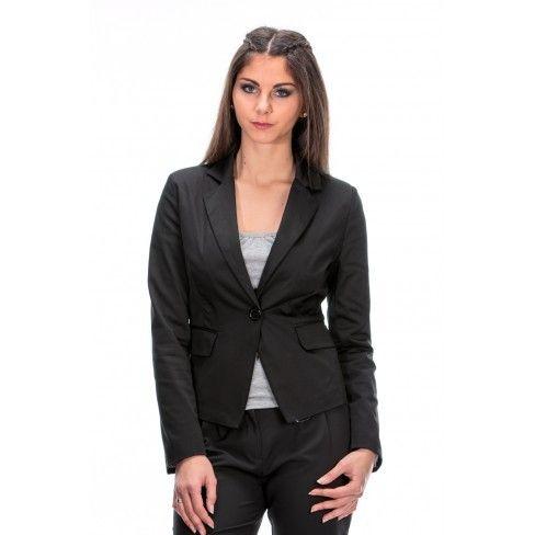 3f1e1fffc5b Princesse Boutique - Veste Noir Habillée - pas cher Achat   Vente Blouson  femme - RueDuCommerce