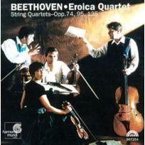 Harmonia Mundi - Quatuors à cordes Op. 74, 127 & 133