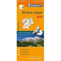 Michelin - Rhône-Alpes édition 2016